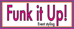 Logo - Funk it Up! Event Styling