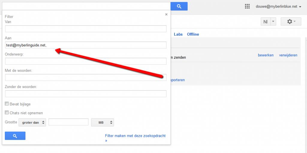 Gmail. Afbeelding 11