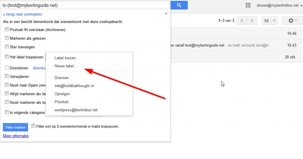 Gmail. Afbeelding 12