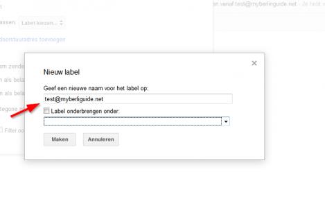 wachtwoord gmail opnieuw instellen