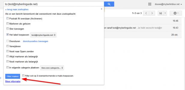 Gmail. Afbeelding 14