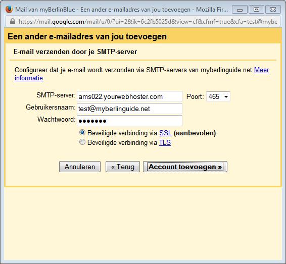 Gmail. Afbeelding 7