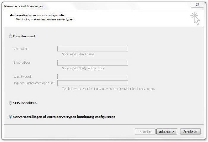 Outlook 2013. Afbeelding 2.